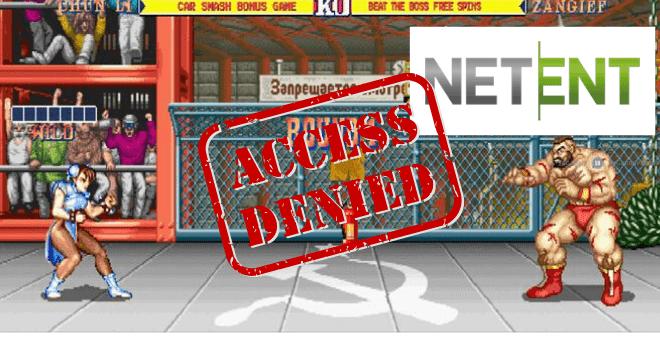Bocoran: NetEnt Menarik Slot Street Fighter II di Tengah Kekhawatiran Perjudian yang Bertanggung Jawab