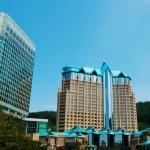 GGRAsia - Kangwon Land menunda pembukaan kembali lantai kasino utama