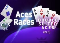 Jalankan Sekali Pelanggan Poker Dapatkan 25% Rakeback Ekstra dengan Aces Races