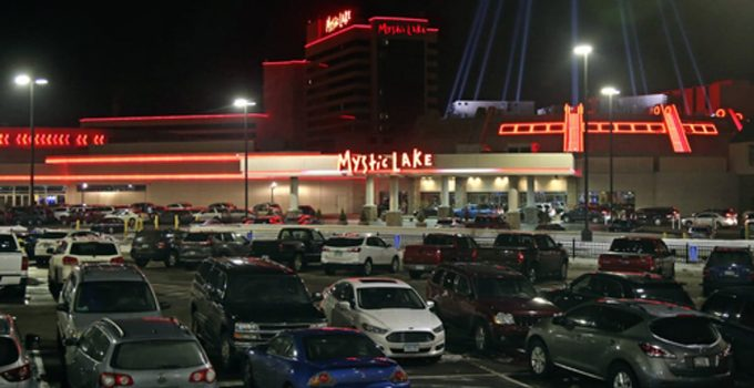 Kasino Minnesota mulai dibuka kembali dengan pengamanan di tempat