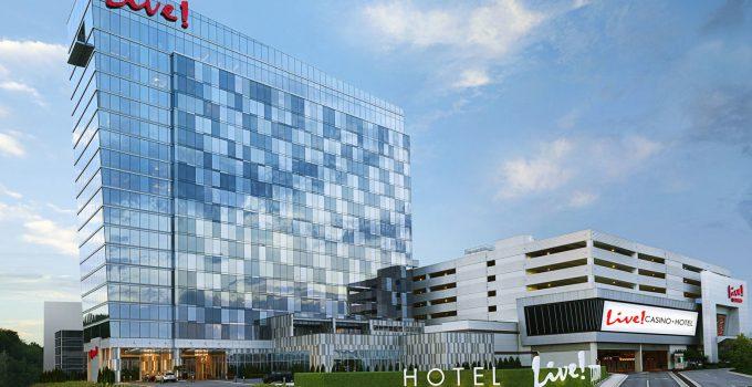 Live Casino Hotel in Hanover, Md.