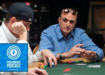 PokerNews Podcast: Acara The Voice of The Simpsons Hank Azaria Talks Poker & Charity
