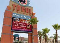Resor Kasino Tachi Palace dibuka kembali