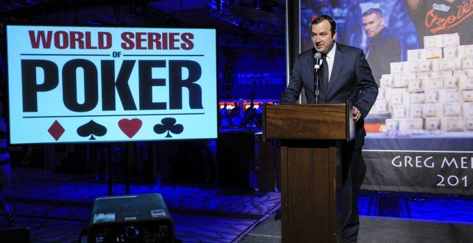 """Stewart Ty WS dari WSOP tentang Moving Global Casino Championship: """"Opsi Lebih Baik Daripada Penundaan Tidak Terbatas"""""""