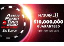 $ 10 Juta GTD dalam Seri Online APT Kedua - Mulai Akhir Pekan Ini!