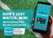 Sky Ute Casino Resort meluncurkan aplikasi taruhan olahraga
