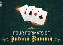 Empat Format Rummy India -
