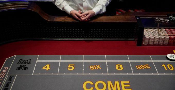 Kasino Nevada hancur dua bulan berturut-turut: Pendapatan Mei turun 99,4%