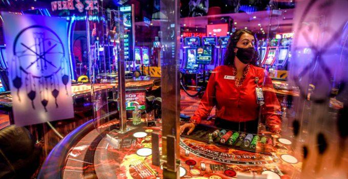 Kasino San Manuel melarang merokok di dalam ruangan, membatasi layanan alkohol - San Bernardino Sun