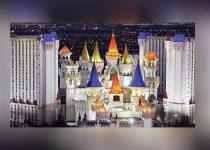Kasino hotel Excalibur di Las Vegas Strip akan dibuka kembali pada 11 Juni