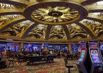 The casino floor at the Rampart Casino at JW Marriott on Friday, June 5, 2020. (Al Mancini Las ...
