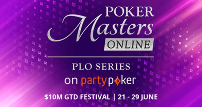 Parssinen Menahan Nemeth dan Kyllonen untuk Menangkan Poker Masters Online PLO Series