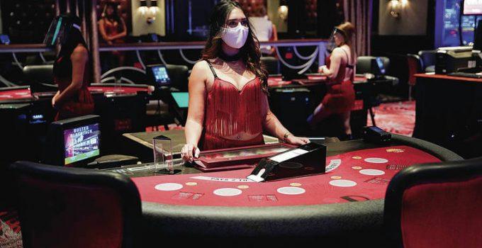 Penasihat Las Vegas: Nevada mengubah sikap mengenakan topeng di kasino