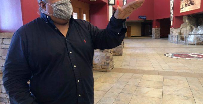Suku New Mexico mengubah kasino lama menjadi studio film