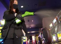 Tampilan eksklusif: Table Mountain Casino dibuka kembali pada hari Senin dengan kapasitas 25%