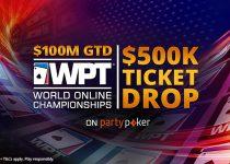 partypoker Memberi Tiket WPT senilai $ 500K