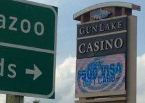 3 karyawan Gun Lake Casino dinyatakan positif COVID-19