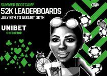 Dapatkan Penggilingan Anda Untuk Bootcamp Musim Panas € 52K Unibet