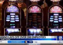 Kasino memecat 229 karyawan setelah dipaksa menutup selama dua bulan