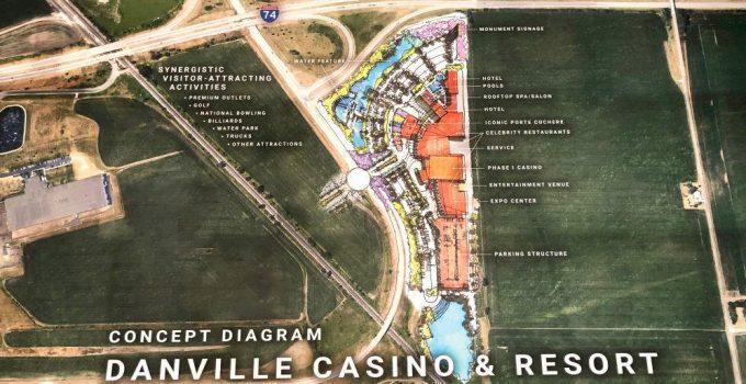 Pengembang kasino Danville menerima persetujuan untuk menarik aplikasi   Ekonomi
