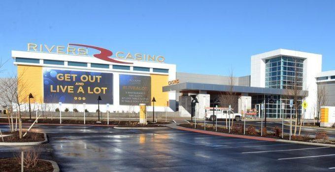 Rivers Casino mengumumkan rencana PHK di tengah penutupan COVID-19 yang sedang berlangsung