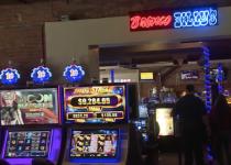 Inside Bronco Billy's Casino in Cripple Creek