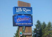 Taruhan olahraga dimulai di Little River Casino Resort