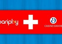 Pariplay berkembang di pasar Swiss melalui kemitraan Casino Davos