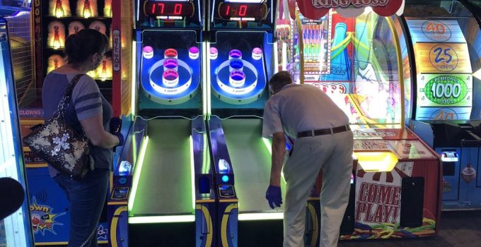 Family FunPlex di Wildhorse Resort & Casino dibuka di Pendleton