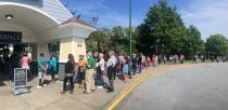 Long Lines for Casino's Reopen
