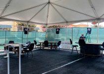 Kasino Gilroy dibuka kembali di luar ruangan   Gilroy Dispatch