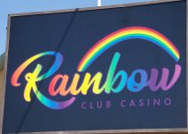 Rainbow Club and Casino is set to reopen with new ownership on Sept. 17, 2020. (Scott Pajak)