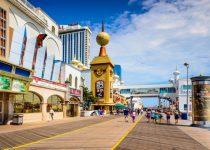 Komite legislatif NJ membersihkan tagihan bantuan kasino Atlantic City, memegang yang lain