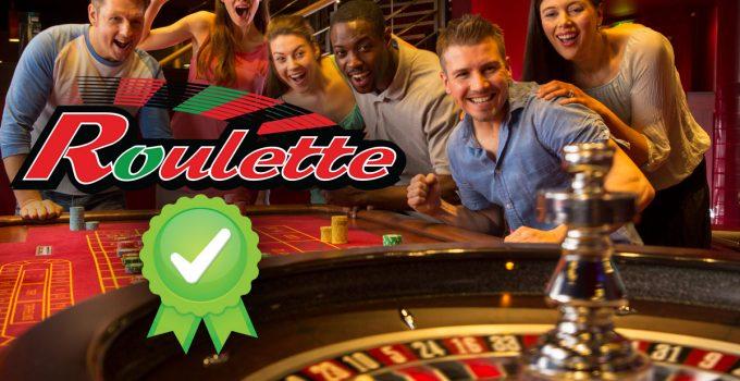 Grafis Roulette Dengan Latar Belakang Tabel Roulette