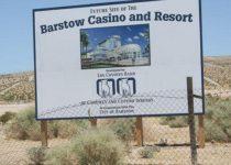 Dewan Kota Barstow mengubah perjanjian kasino untuk menghapus mitra pengembangan suku