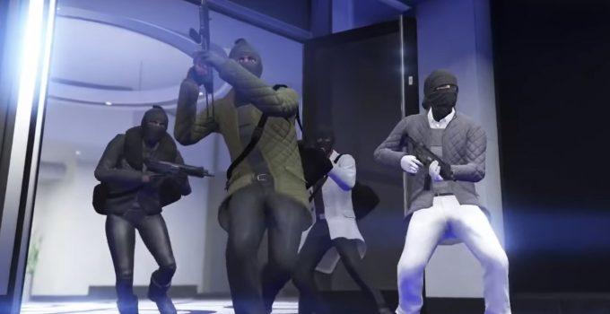 GTA Online Glitch Membuat Pencurian Kasino Menjadi Semangat
