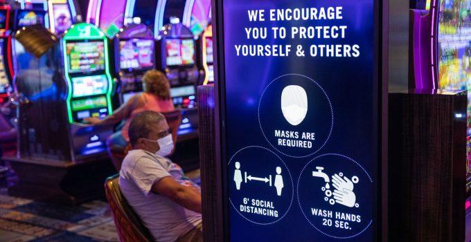 MGM Resorts mempertimbangkan penutupan pertengahan minggu kasino Vegas