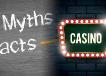 Teks Mitos dan Fakta Dengan Grafik Kasino