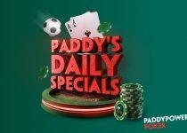 Paddy Power Mengubah Jadwal MTT Dengan Spesial Harian