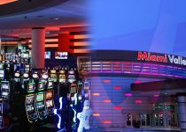 Eksterior Permainan Miami Valley dan Lantai Kasino