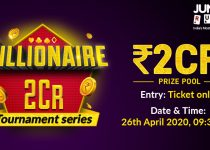 Kalahkan Panas dengan Seri Millionaire 2 Crore -