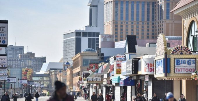 Kasino Atlantic City dapat dibuka kembali sekitar 4 Juli, kata Murphy