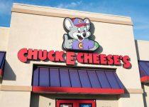 Chuck E. Cheese, Kasino Anak-Anak Bertema Tikus Terkasih, Mengarsipkan Kebangkrutan