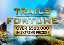 Lebih dari $ 500.000 dalam Hadiah yang Dimenangkan Selama 888Poker's Trails of Fortune