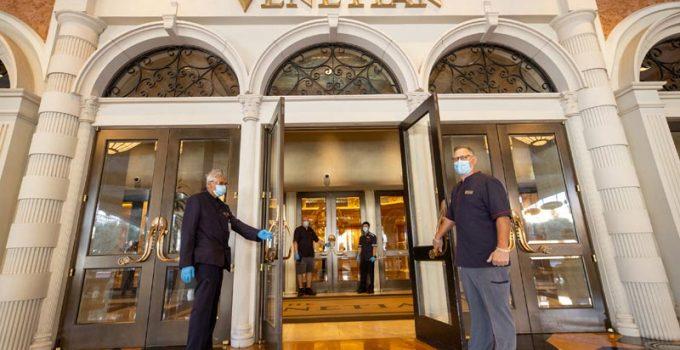 M Resort Spa Casino, Resor Venetian
