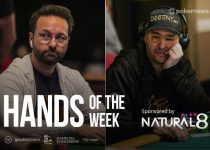 Natural8 2020 WSOP Online Hand of the Weeks: Negreanu vs Hellmuth & Bad Beat for Leng
