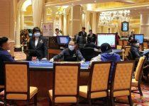 Penghasilan karyawan kasino Makau turun 5,5% pada Juni tahun ke tahun