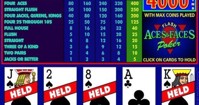 Cara Mengalahkan Video Poker dan Menang Lebih Banyak