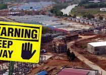 China menyangkal hubungan dengan pusat kasino 'China Town' Myanmar yang samar