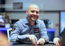 "Kejuaraan Dunia Online WPT, ""Sentuhan Kelas"" kata partypoker Pro Roberto Romanello"